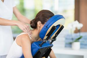Lacura Salt Spa-Chair Massage-1